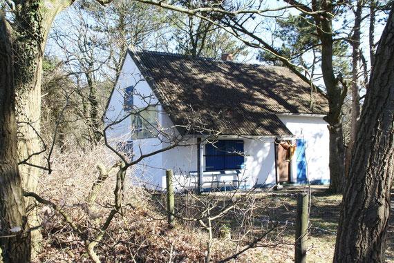 Pfadfindinderheim Cuxhaven - Gruppenhaus im Naturschutzgebiet Logo
